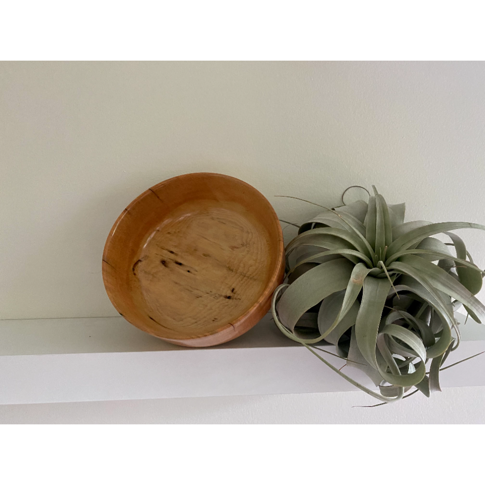 One Hundred Year Spruce Bowl