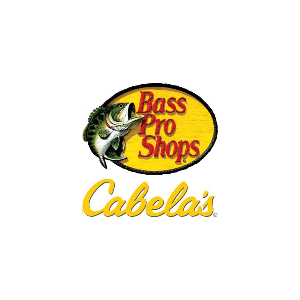$100 to Bass Pro/Cabela's