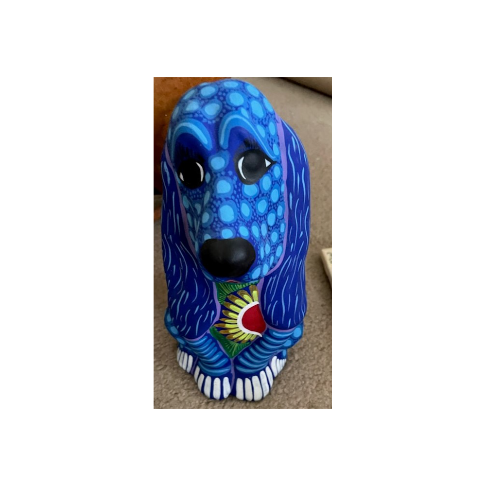 Blue Mexican Basset Bank