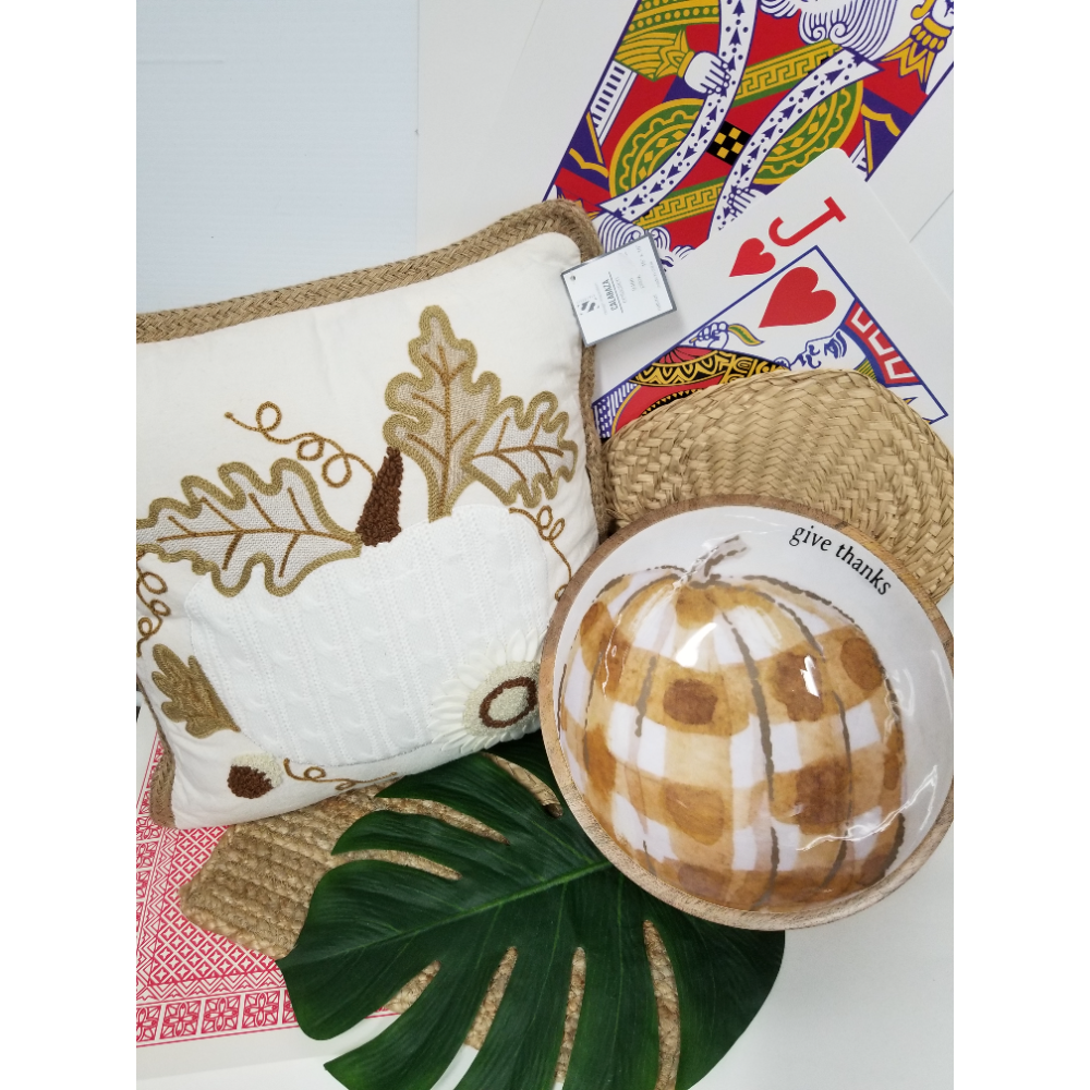 Give Thanks Decor Package