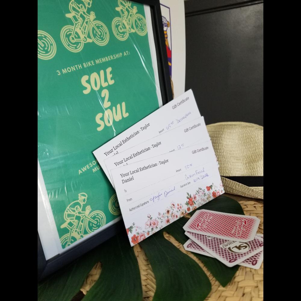 Self Indulgent Self Care Package