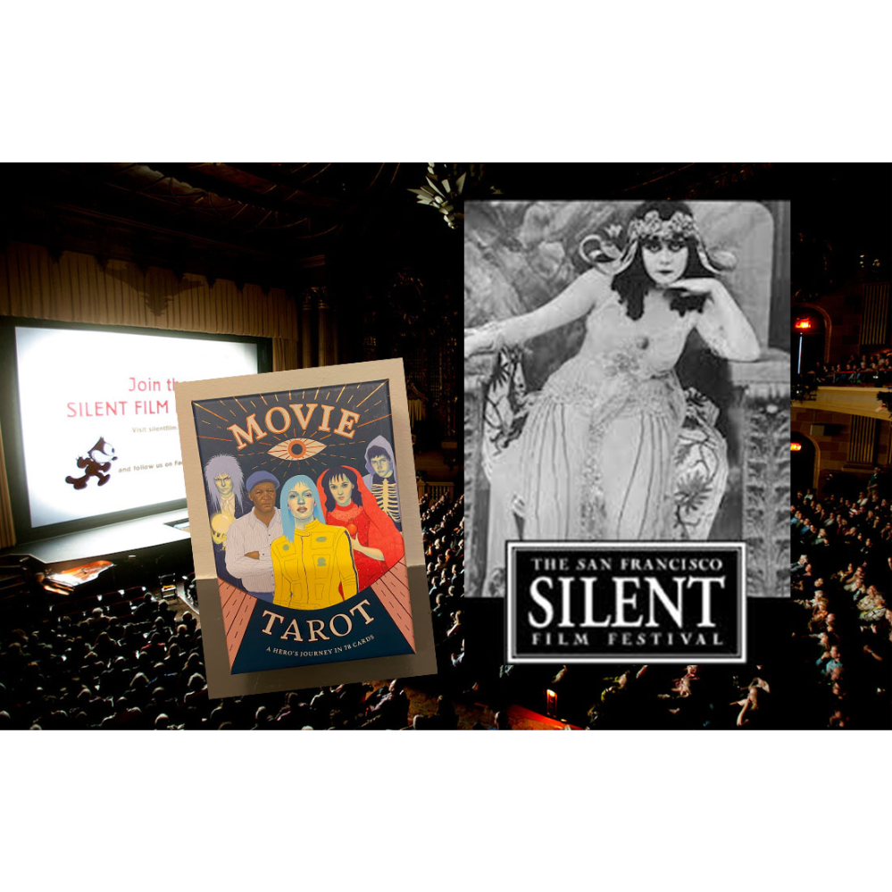 Silent Film Festival and Movie Tarot Cards!