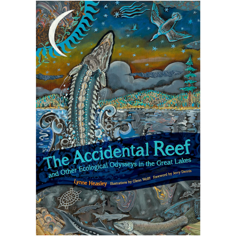 The Accidental Reef and Other Ecological Odysseys in the Great Lakes