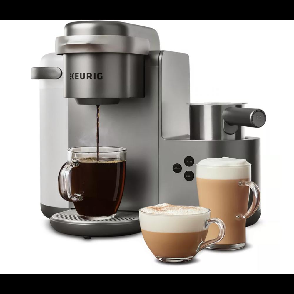 Keurig-Café® Special Edition Single Serve Coffee Latte & Cappuccino Maker