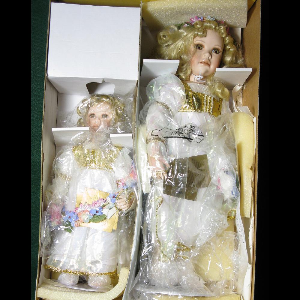 Seymour Mann Collectable Dolls