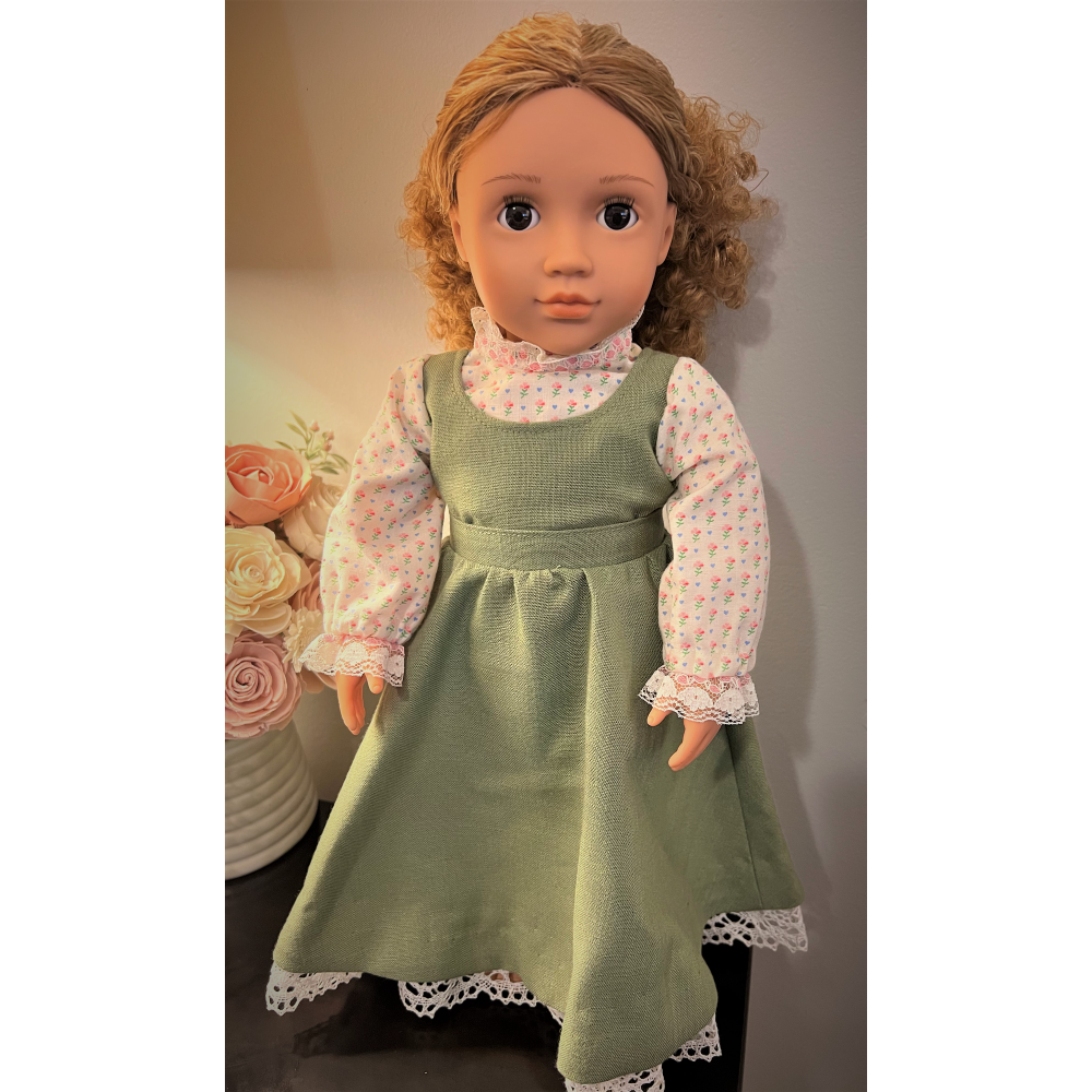 """American Girl Doll Outfit - """"I Could've Danced All Night"""""""