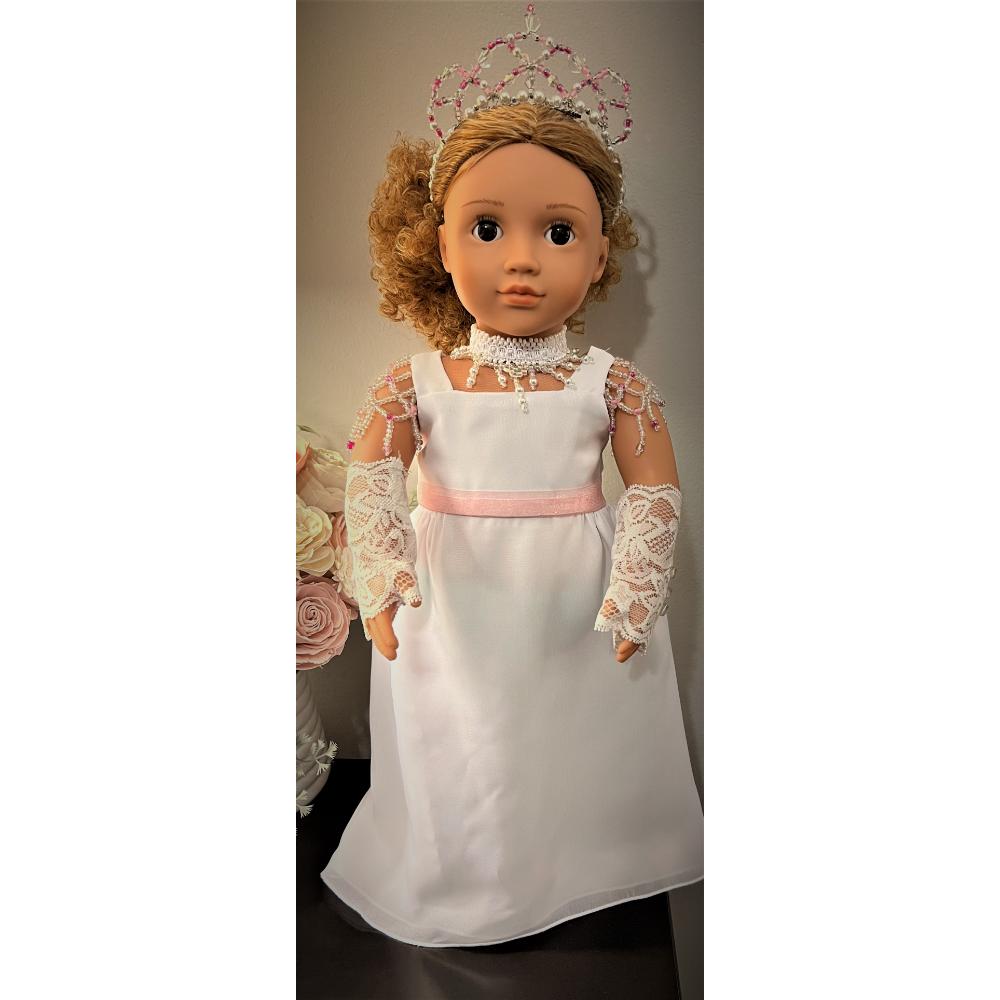 """American Girl Doll Outfit - """"The Hungarian Princess"""""""