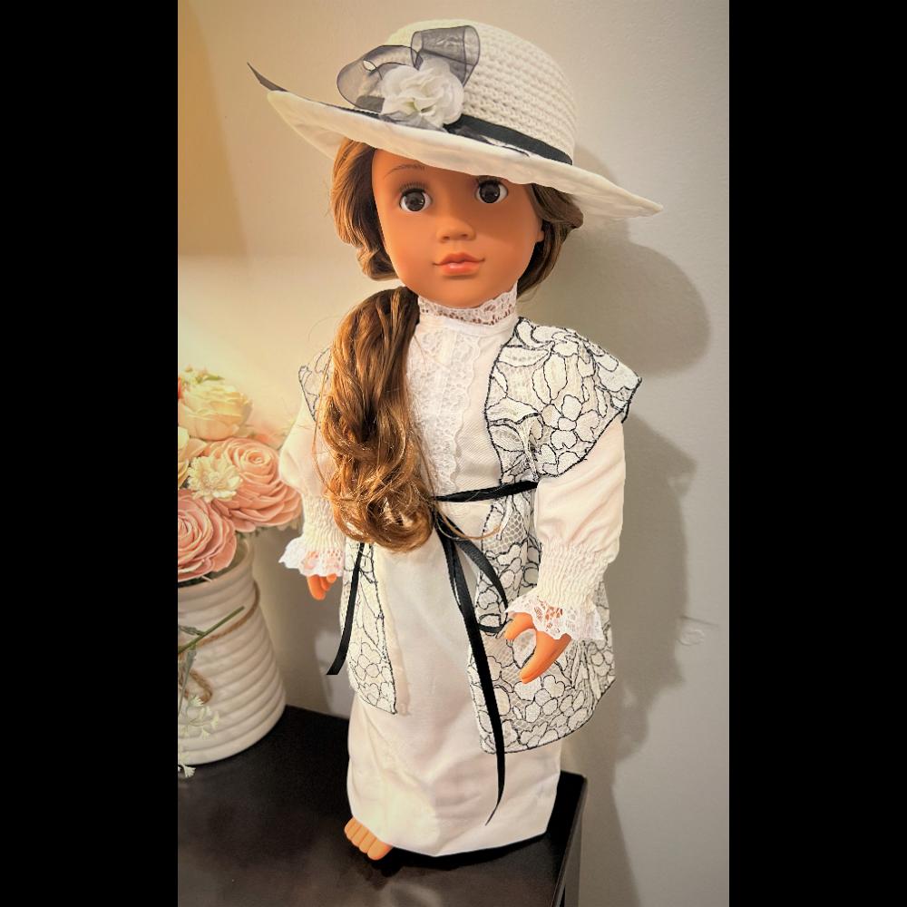 American Girl Doll - Ascot Gavotte