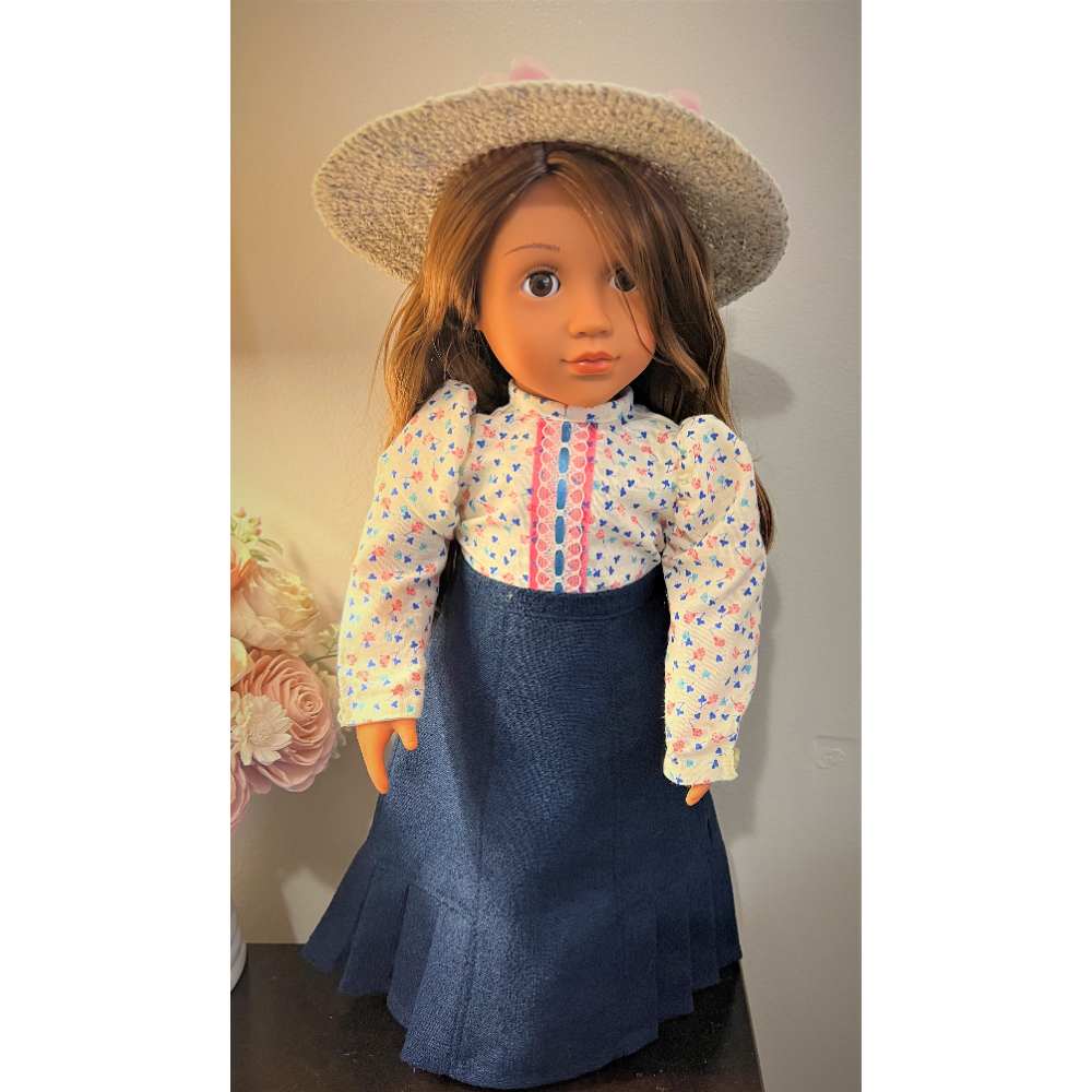 American Girl Doll - On The Street Where You Live