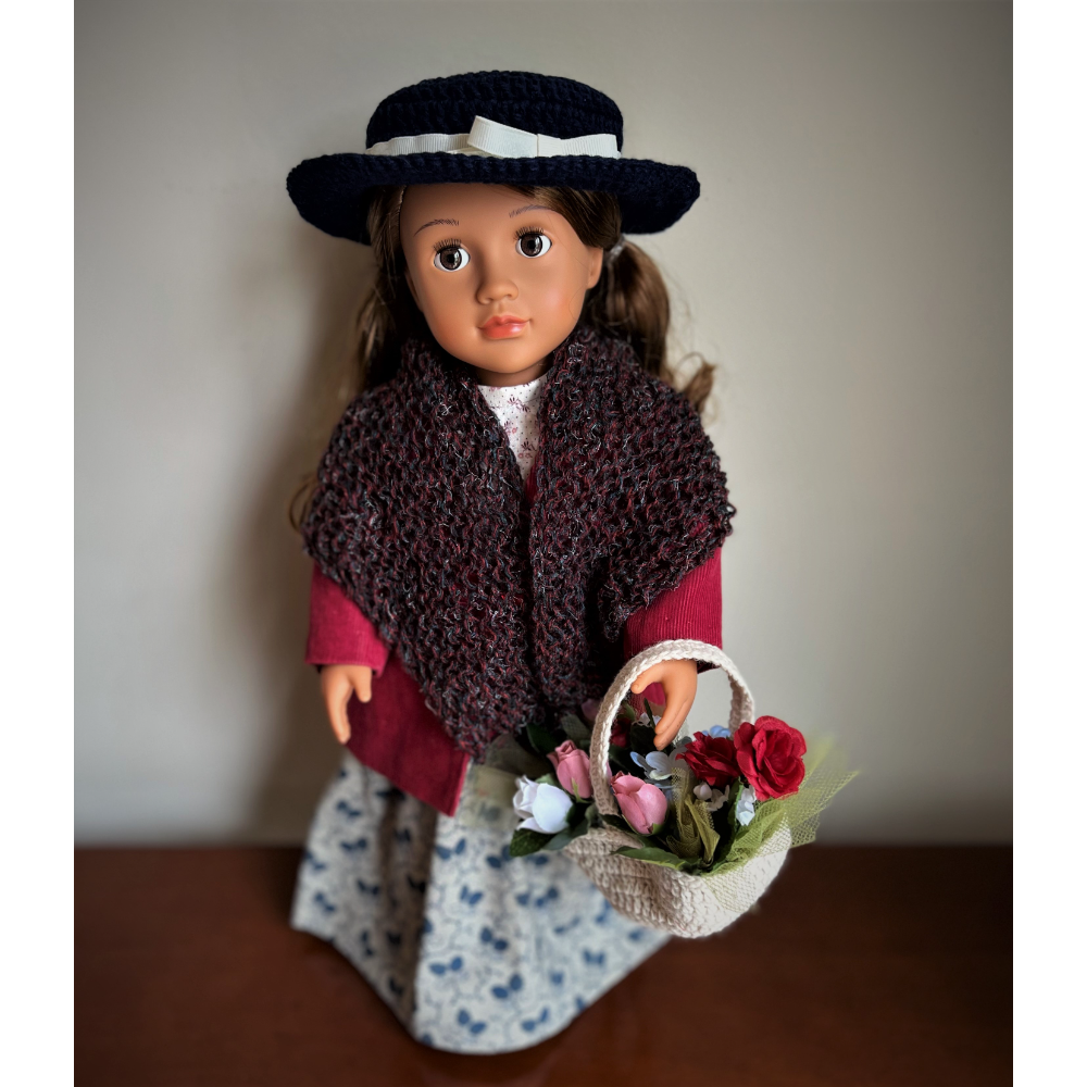 American Girl Doll Outfit - Wouldn't It Be Loverly