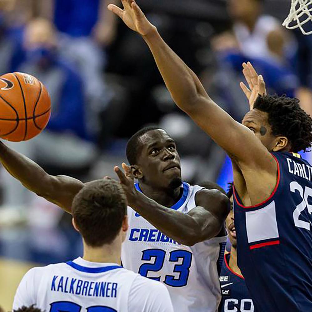 UCONN Men's Basketball Game Tickets against Butler University