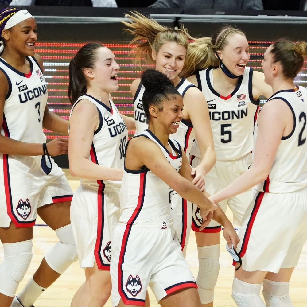 2 UCONN Women's Basketball Game Tickets Against Seton Hall University